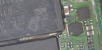Oppo a1k repair damaged pcb lines and unlock pattern lock
