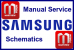 Samsung All New Series Schematics & Manual Service Links Available.